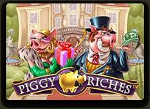Однорукий бандит Piggy Riches