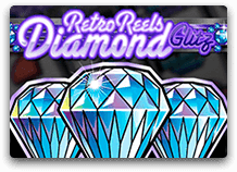 Автомат 777 Retro Reels Diamond Glitz