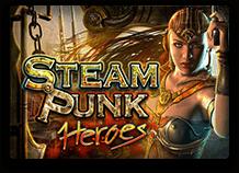 Автомат 777 Steam Punk Heroes
