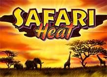 Слот Safari Heat