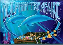 Dolphins Treasure — игровой автомат