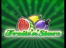 Fruits'N'Stars — игровой автомат