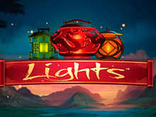 Lights – красивый и необычный онлайн игровой автомат в казино
