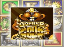 Gopher Gold – игровой аппарат с солидными запасами золота