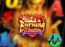 Игровой автомат Burning Desire – играйте в казино Вулкан на деньги